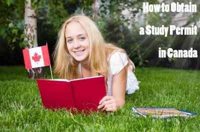 how to get a study permit for canada
