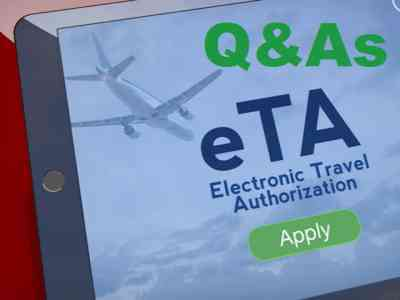 Electronic Travel Authorization Questions and Answers